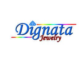 #77 para Design a Logo for Dignata Jewelry por manuelc65