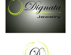 #56 para Design a Logo for Dignata Jewelry por netbih