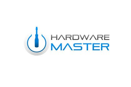 #52 para Logo Design for Hardwaremaster de skip2mylook