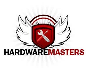 Konkurrenceindlæg #10 for Logo Design for Hardwaremaster
