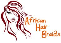 Contest Entry #5 for Design a Small Logo for www.AfricanHairBraids.com.au