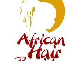 #2 for Design a Small Logo for www.AfricanHairBraids.com.au af Allnorton