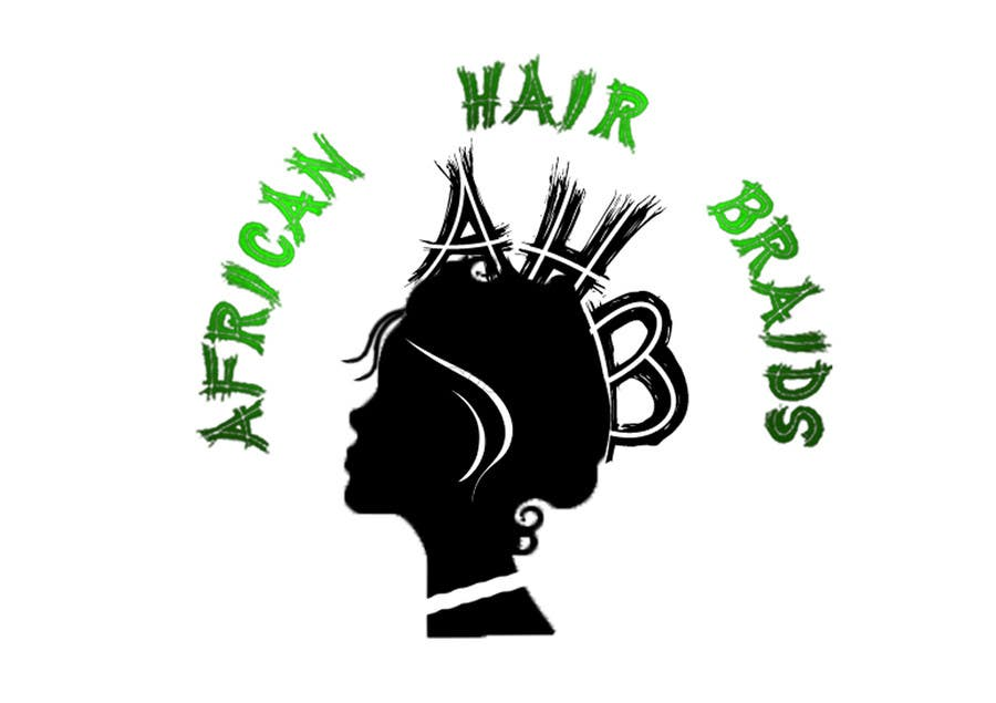 #29 for Design a Small Logo for www.AfricanHairBraids.com.au by ashy123