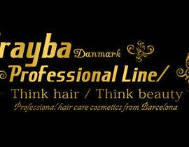 #24 para Design a logo for www.erayba.dk (Experts in hair care) por Ciokapik