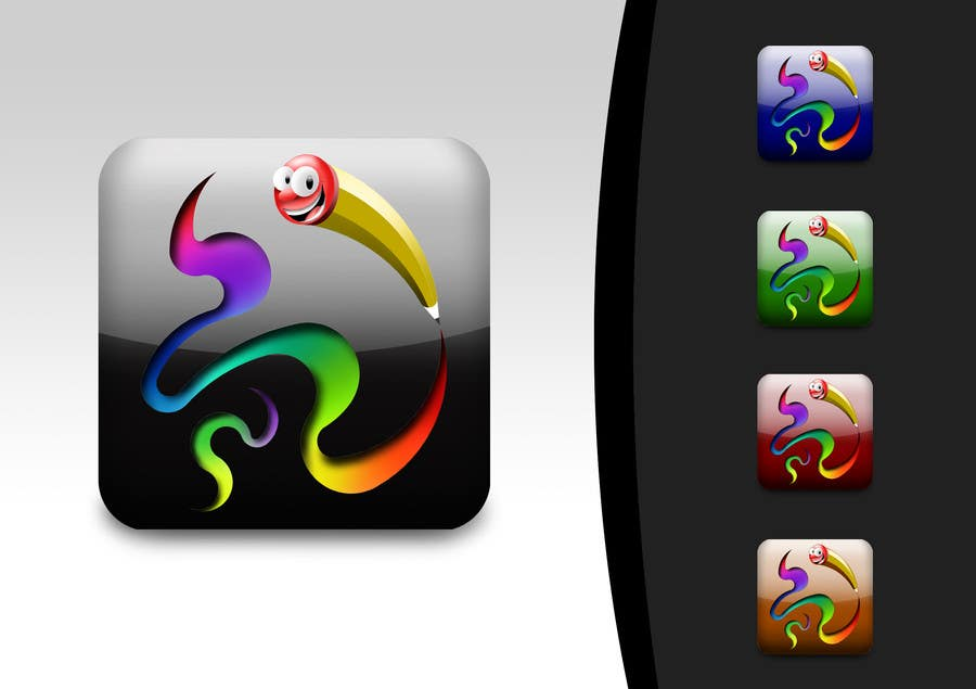 #238 for Design some Icons for Samsung Smart App Challenge 2013 by KhalfiOussama