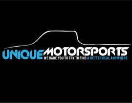 #27 cho Design a Logo for Unique Motorsports bởi lolalottalove