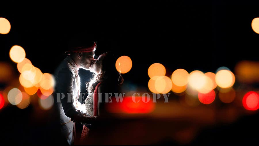 Entry #25 by johnsmv for Creative Wedding Shoot- Edit ...