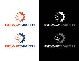 #39 for Gearsmith Logo by filipstamate