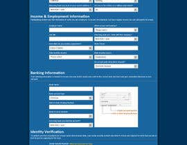 #35 for DESIGN THEE GREATEST ONE PAGE FORM EVER! by kosmografic