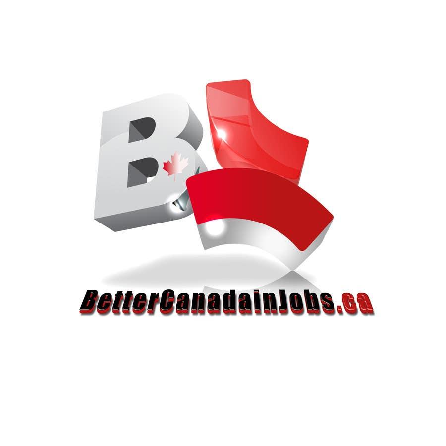 Bài tham dự cuộc thi #18 cho Design a Logo for BetterCanadainJobs.ca