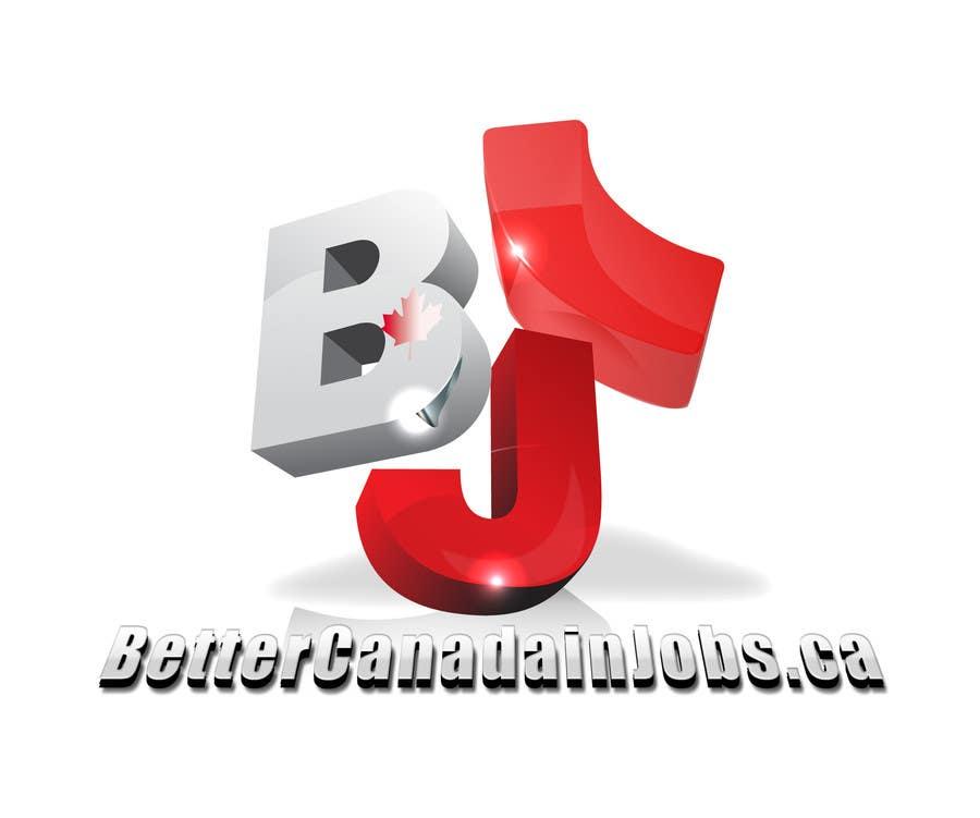 Bài tham dự cuộc thi #20 cho Design a Logo for BetterCanadainJobs.ca