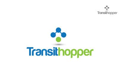 #1 untuk Design a Logo for our new app transithopper oleh iffikhan