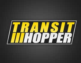 nº 5 pour Design a Logo for our new app transithopper par PremiumGraphics