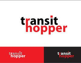 evapiczon tarafından Design a Logo for our new app transithopper için no 4