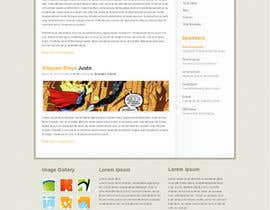 #24 para Website Design for Appug.com, a new online messaging service (generic web page). de dragnoir