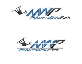 #174 for Design a Logo for 'Melbourne Wake Park' cable wakeboarding by OmB