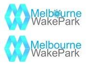 Design a Logo for 'Melbourne Wake Park' cable wakeboarding için Graphic Design41 No.lu Yarışma Girdisi