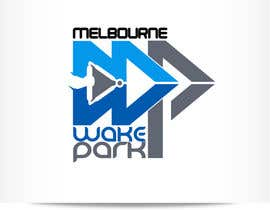 #98 for Design a Logo for 'Melbourne Wake Park' cable wakeboarding af ninjapz