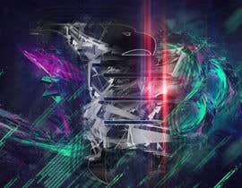 #46 para Music cover art and logo work por joeblackis17