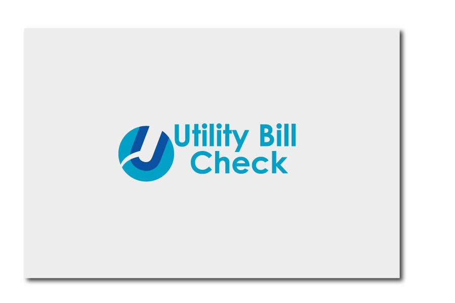 Konkurrenceindlæg #26 for Design a Logo for Utility Bill Check