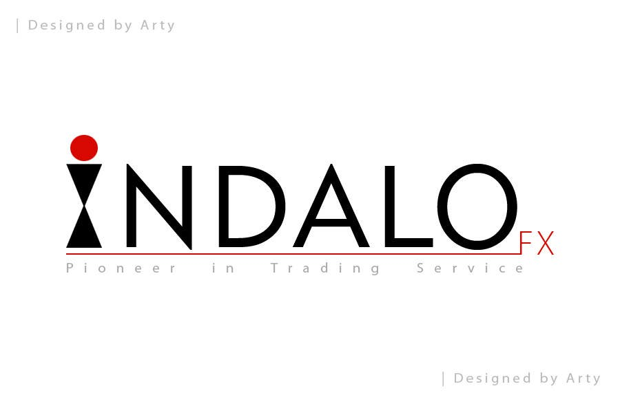Contest Entry #                                        530                                      for                                         Logo Design for Indalo FX