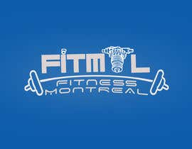 #129 para Design a Logo for Fit Mtl por theKoolwool