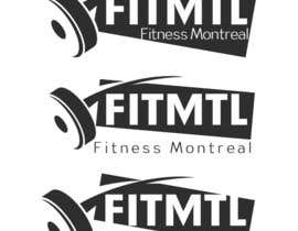 nº 39 pour Design a Logo for Fit Mtl par filipstamate
