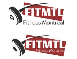 nº 68 pour Design a Logo for Fit Mtl par filipstamate