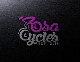 #127 for Create a Logo for Rosa Cycles ( Bicycle Shop ) by samehsos