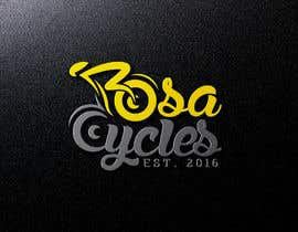 #128 for Create a Logo for Rosa Cycles ( Bicycle Shop ) by samehsos