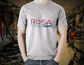 #165 for Create a Logo for Rosa Cycles ( Bicycle Shop ) by samehsos