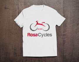 #154 for Create a Logo for Rosa Cycles ( Bicycle Shop ) by panameralab