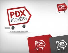 #111 for Design a Logo for pdxmovers.com af BernaCalabia