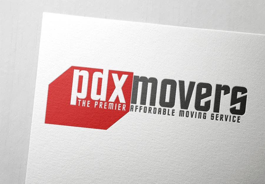 Bài tham dự cuộc thi #                                        39                                      cho                                         Design a Logo for pdxmovers.com