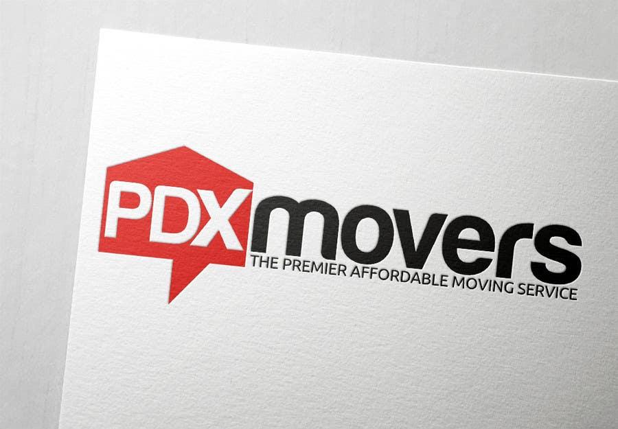Bài tham dự cuộc thi #                                        40                                      cho                                         Design a Logo for pdxmovers.com