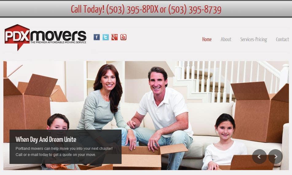 Bài tham dự cuộc thi #                                        41                                      cho                                         Design a Logo for pdxmovers.com