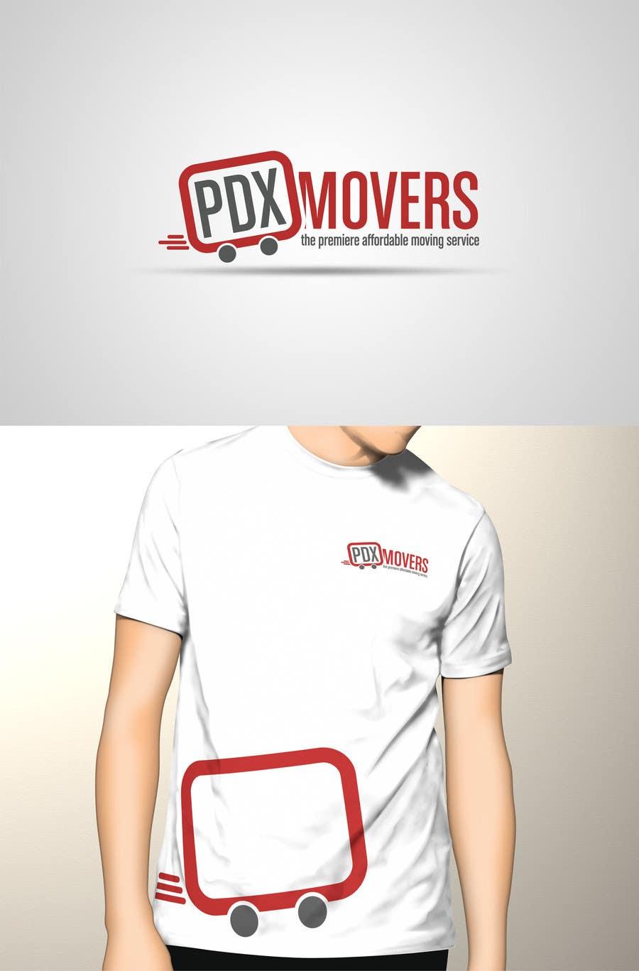 Bài tham dự cuộc thi #                                        115                                      cho                                         Design a Logo for pdxmovers.com