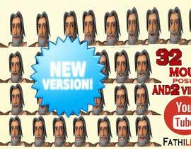 #42 for Create Mouth Shapes for Character Lip-Sync by FATHILMD12