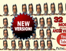 #43 for Create Mouth Shapes for Character Lip-Sync by FATHILMD12