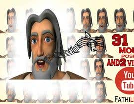 #44 for Create Mouth Shapes for Character Lip-Sync by FATHILMD12