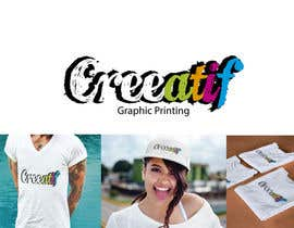 #41 para Logo for Creeatif de DesignsMR