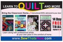 Graphic Design Inscrição do Concurso Nº119 para Graphic Design for SewThatsHow.com