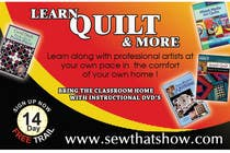 Graphic Design Inscrição do Concurso Nº39 para Graphic Design for SewThatsHow.com