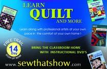 Graphic Design Inscrição do Concurso Nº62 para Graphic Design for SewThatsHow.com