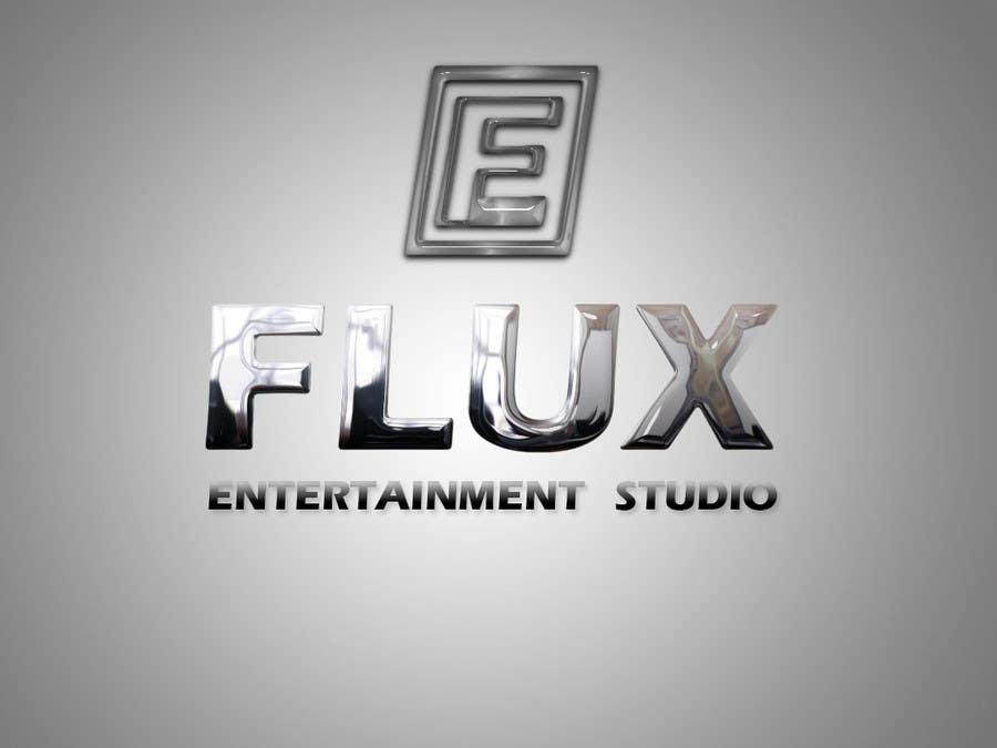 Contest Entry #182 for Flux Entertainment Studio: Design a Logo!