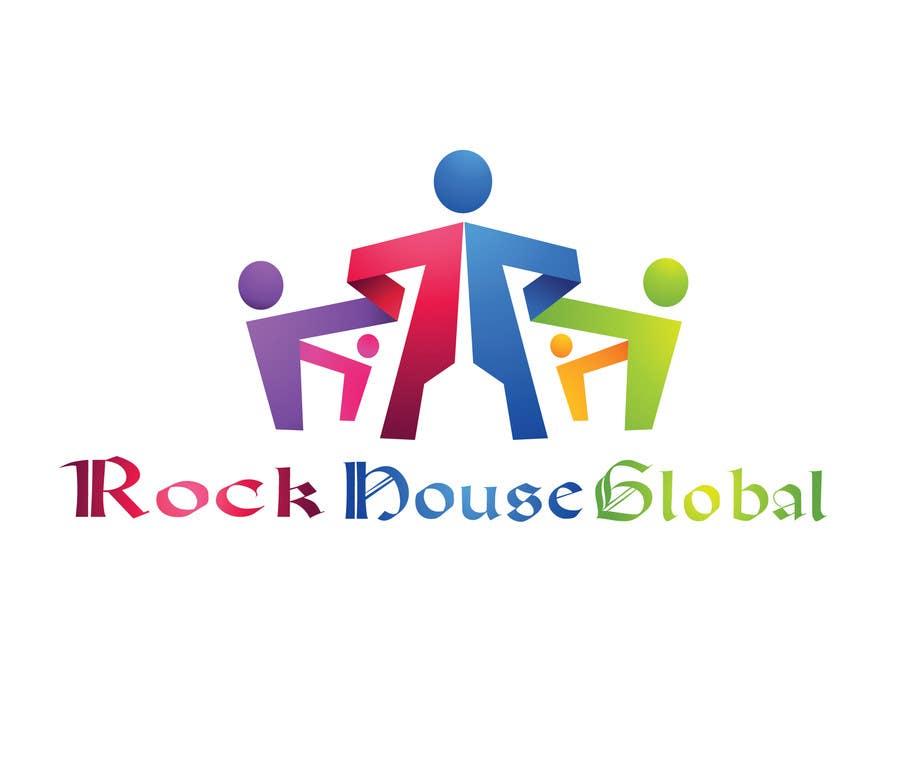 Proposition n°82 du concours Design a Logo for Rock House Global