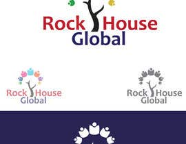 #33 untuk Design a Logo for Rock House Global oleh alizainbarkat