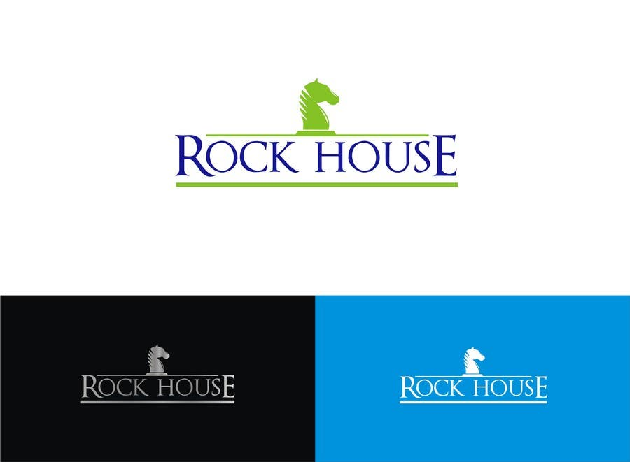 Proposition n°141 du concours Design a Logo for Rock House Global