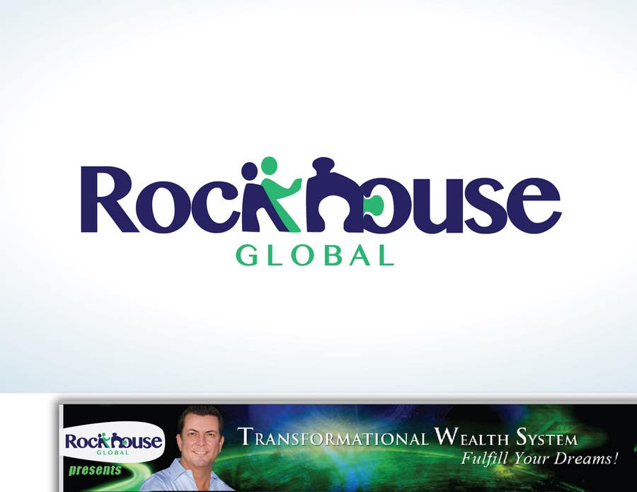 Konkurrenceindlæg #95 for Design a Logo for Rock House Global