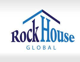 #78 for Design a Logo for Rock House Global af pupster321